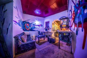 Glazbena Kuća A lounge