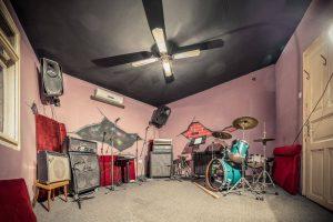 Glazbena Kuća B prostorija