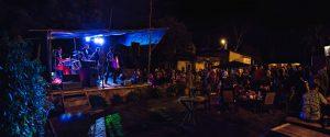 Glazbena Kuća dvorište