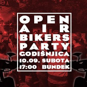 Open Air Bikers Party