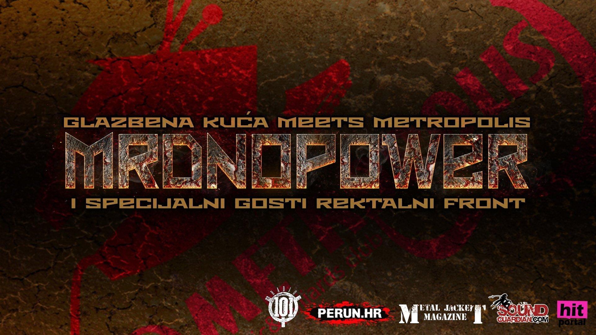 Glazbena Kuća meets Metropolis