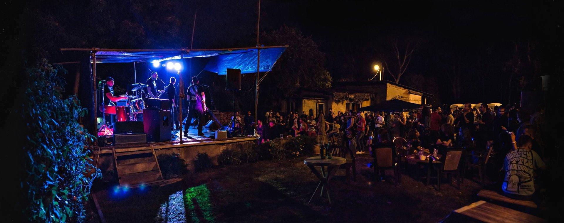 Glazbena Kuća događanja