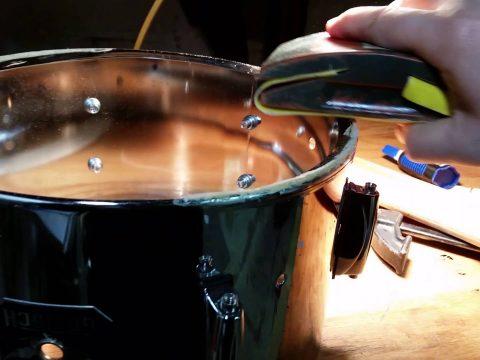 Restauriranje bubnjeva