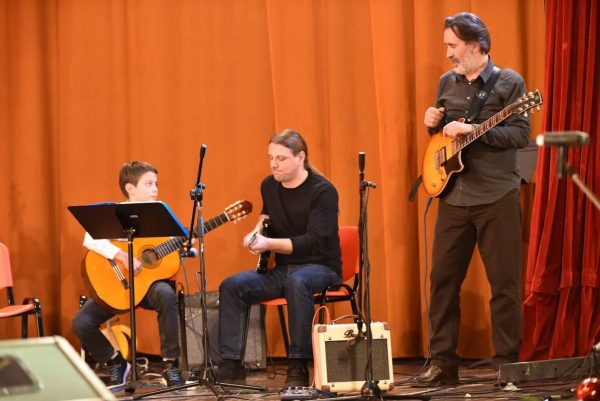 Glazbena škola za gitaru