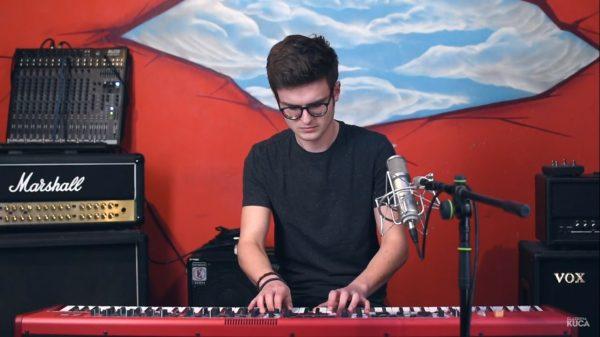 Dominik Kiseljak tečaj klavijatura po mjeri