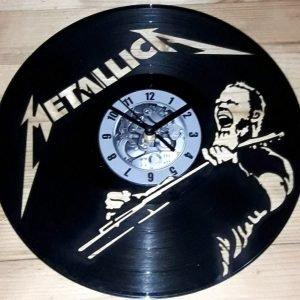 Metallica vynil zdini sat
