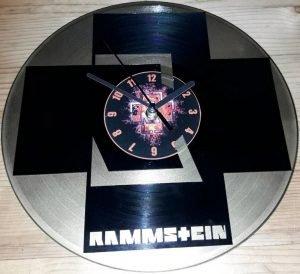 Ramstein vynil zidni sat
