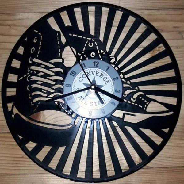 Slash vynil zidni sat