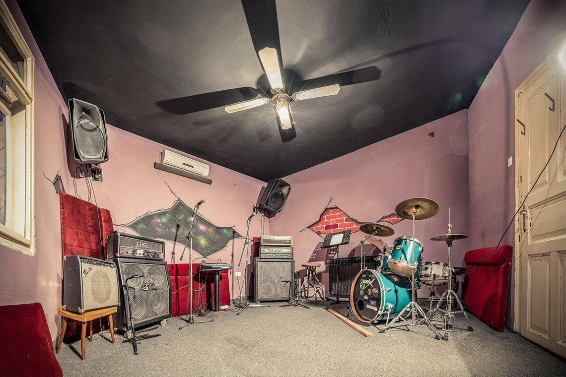 B prostorija - Glazbena Kuća