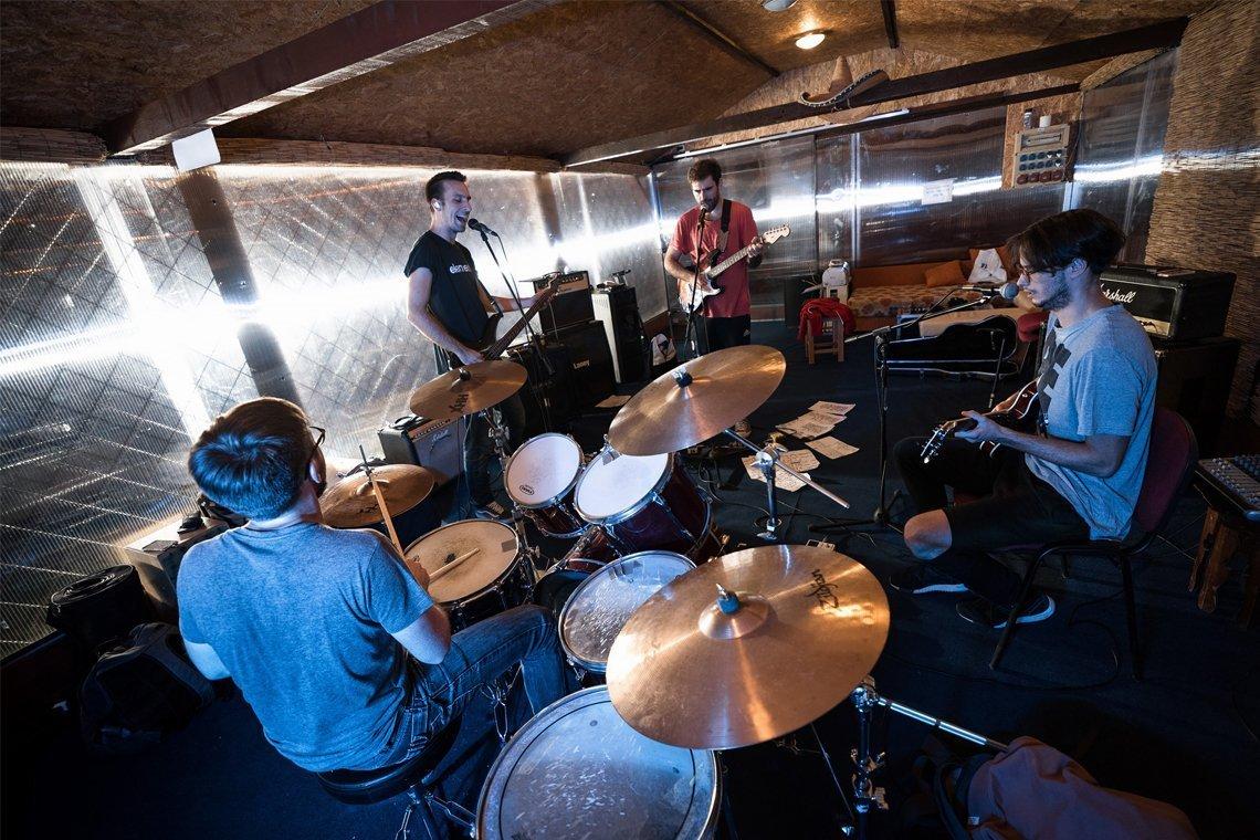 C prostorija - Glazbena Kuća