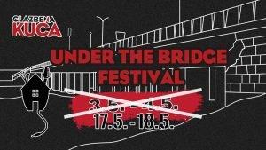 Under The Bridge Fest odgođen