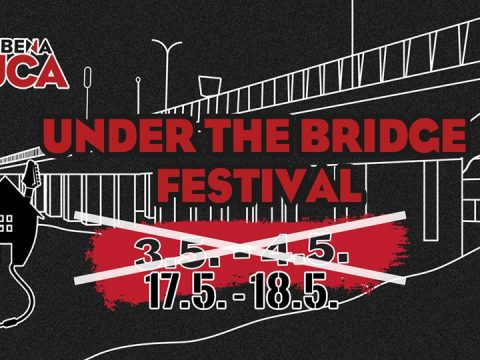 Under The Bridge Fest odgođen