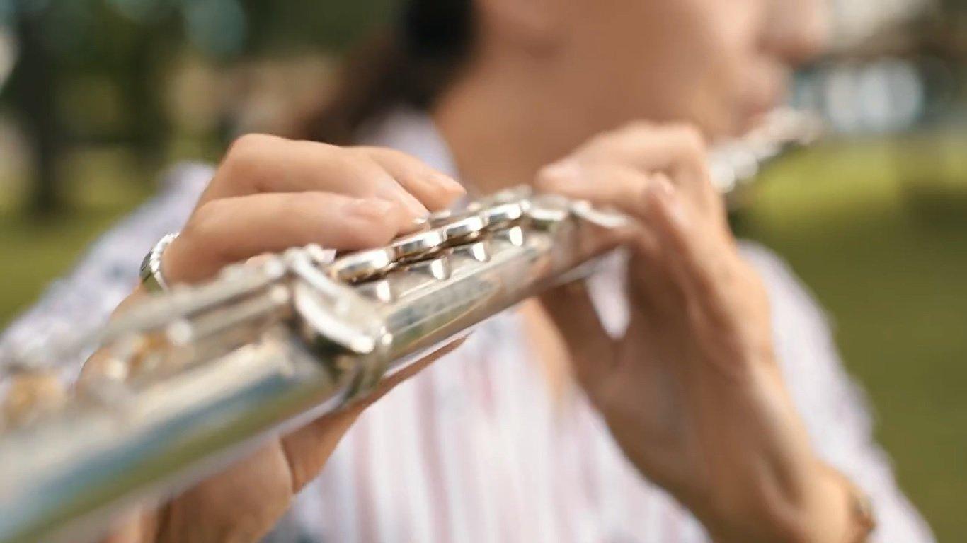Tečaj flaute u Glazbenoj Kući s Ivanom Vukojević (2)