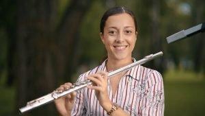 Tečaj flaute u Glazbenoj Kući s Ivanom Vukojević