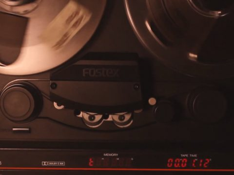 Analogno studijsko snimanje na magnetne trake