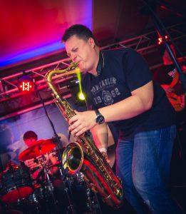 Ivica Premelč - Saksofonist - Glazbena Kuća -