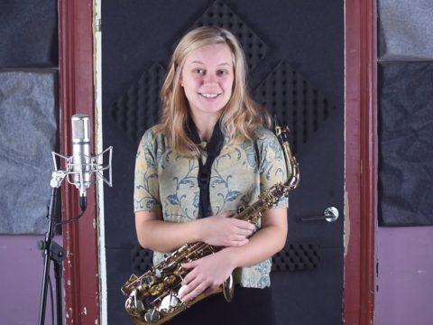 Tečaj saksofona sa Sonjom Domitrović u Glazbenoj Kući