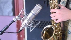 Tečaj saksofona sa Sonjom Domitrović