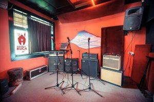 Glazbena Kuća - A prostorija