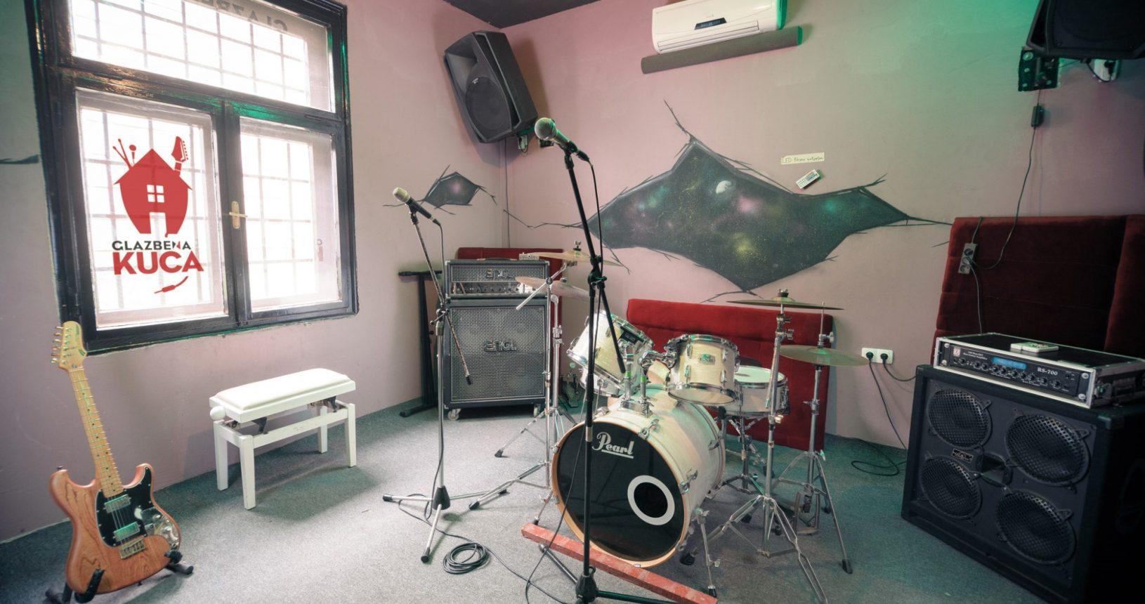 Glazbena Kuća - B prostorija