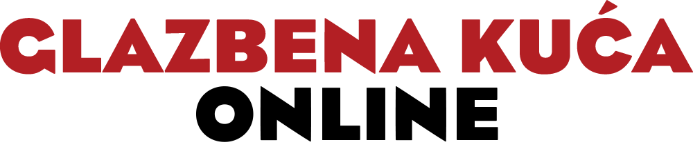 Glazbena Kuća Online logo