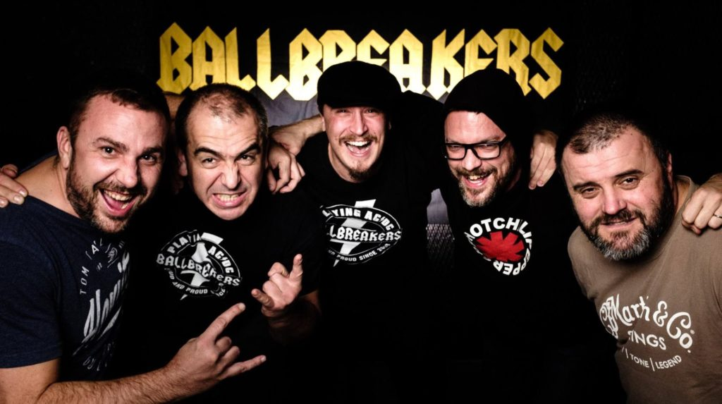 Ballbrakers Glazbena Kuća