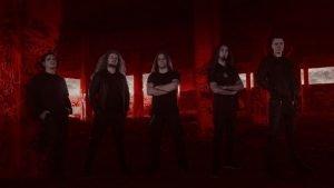 Metal band Keops Rijeka