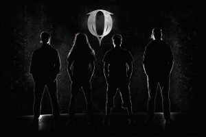 Metal band Overpower Zagreb