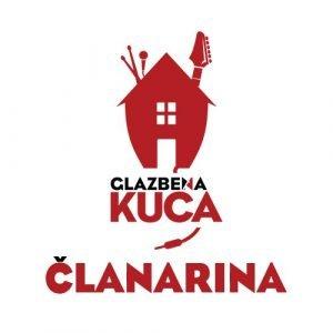 Glazbena Kuća - Članarina